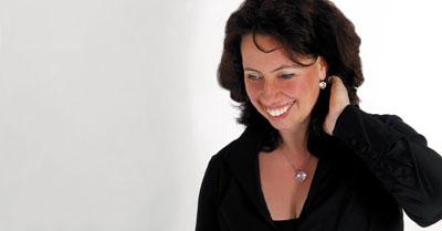 Mezzosopranistin Annette Gutjahr aus Hamburg fotografiert von der Bremer Fotografin Birte Kühl
